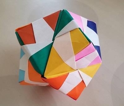 折り紙 小4