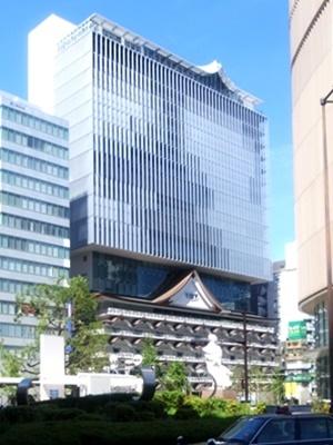 新歌舞伎座跡地ホテル1909