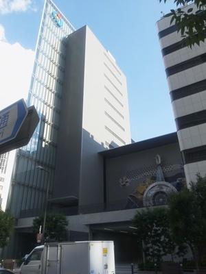 大阪商工信用金庫本店ビル外観1910
