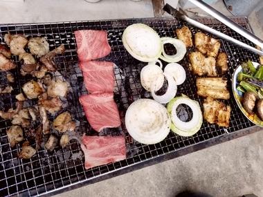 BBQ最高♪