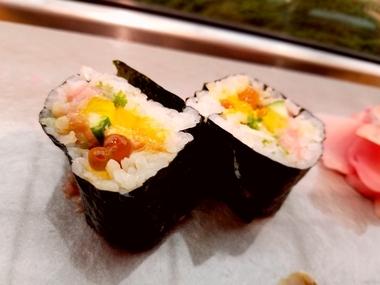 巻き寿司♪
