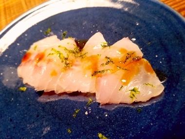 魚美味しい!