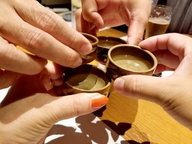 BSS 松江の名店ハシゴ酒♪
