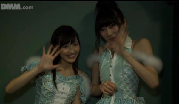 2012年11月30日(金)「篠田チームA」公演 お客様生誕祭