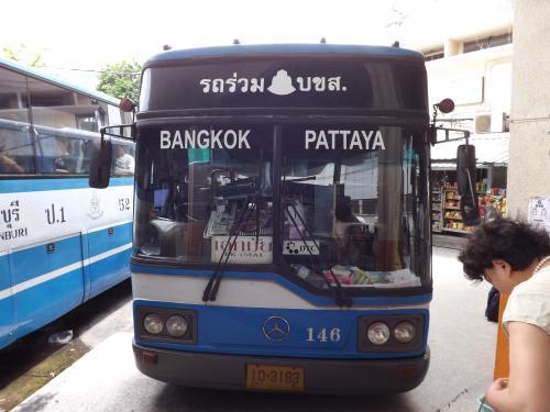 2016-06 エカマイ→パタヤ バス