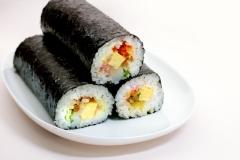 恵方巻 太巻きずし 丸かぶり寿司