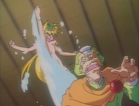 でたとこプリンセス ラピスの全裸ヌード入浴シーン22