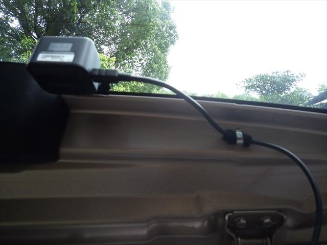 ドライブレコーダー取り付け-8