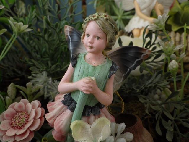 花と妖精-1