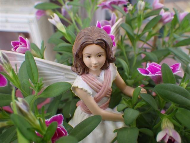 花と妖精-2