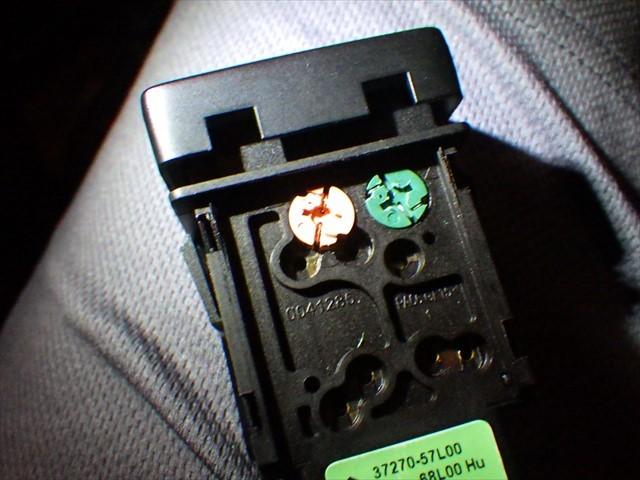 フォグランプスイッチ電球交換-6