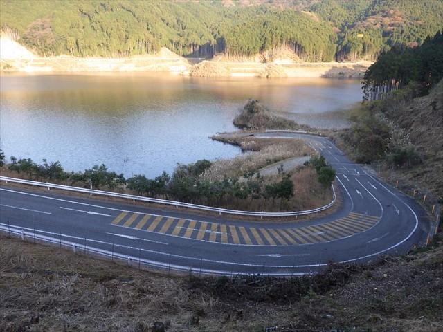 ダム建設時の迂回路