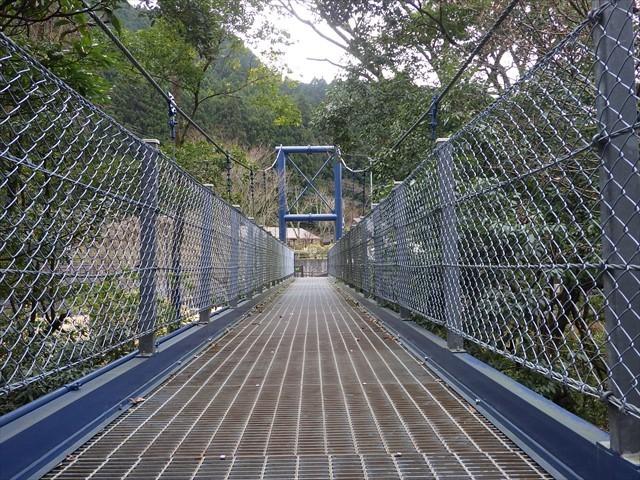 蛇淵の滝 龍神橋