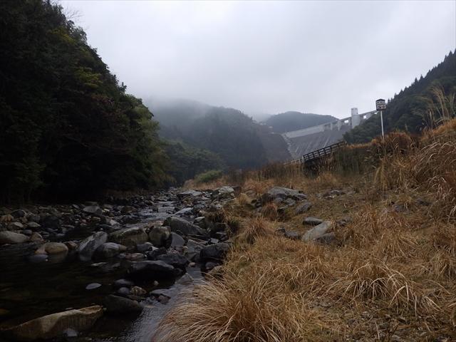 伊良原ダム下流域-2
