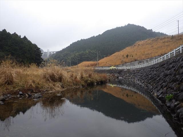 伊良原ダム下流域-1