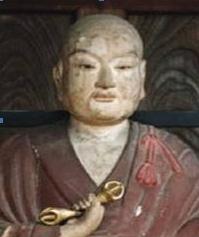 ・仏像修復前