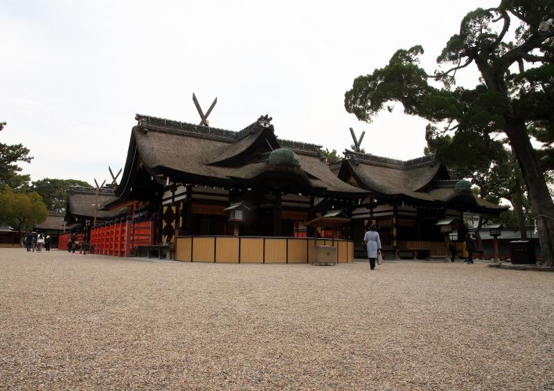 住吉大社 (1)