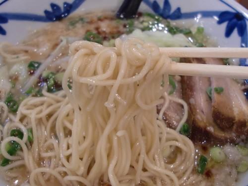 ザボン@神保町・20191020・麺