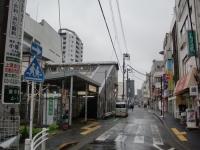 波と雲@東中野・20191201・東口