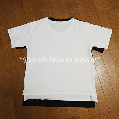 ペアTシャツ2