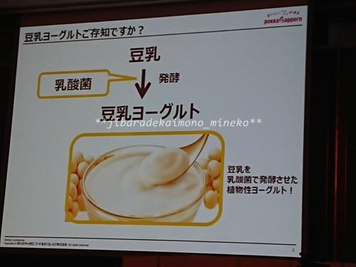 豆乳ヨーグルト3