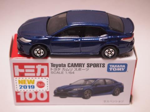 トミカ カムリ スポーツ