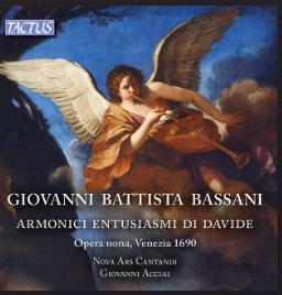 Bassani Harmonic enthusiasm of David, Op 9