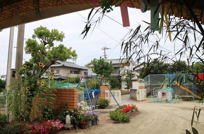 幼稚園の夏祭り 1 6 30