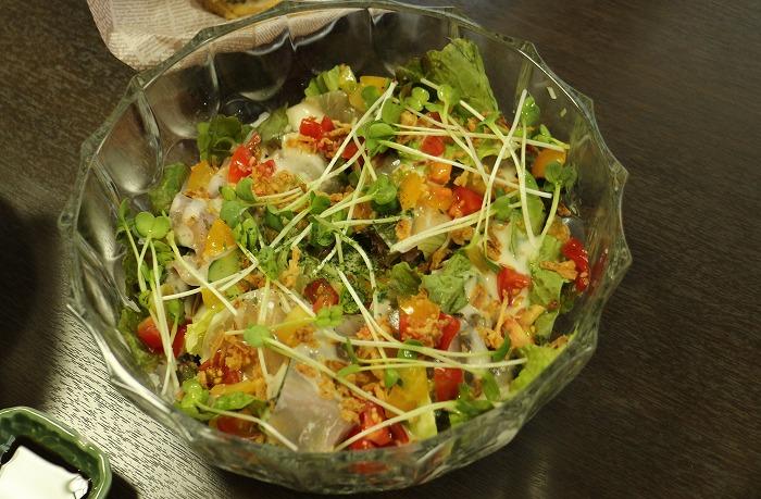 3皿目のサラダ 1 8 7