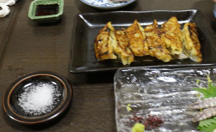 レモンとシオデ食べる餃子 1 8 7