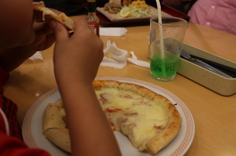 ピザがええそうです 1 7 31