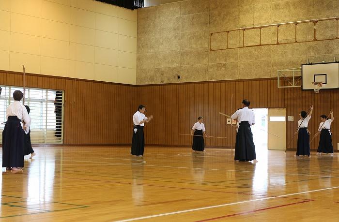薙刀合同稽古会 1 8 31