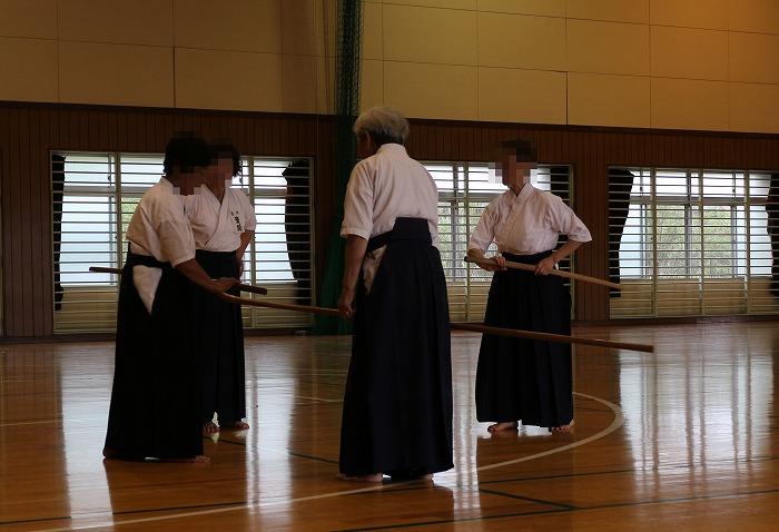 薙刀のお稽古会 高瀬 1 8 31