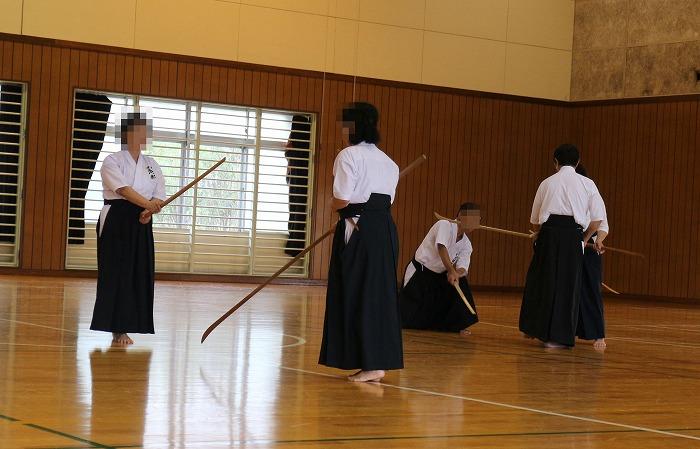 審査会前日のお稽古会 1 8 31