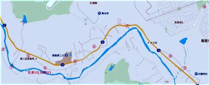☆地図30 小瀬戸ー久須美 沈砂池