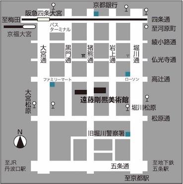 ブログよう地図