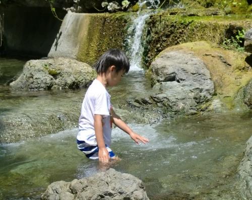 川遊び2a