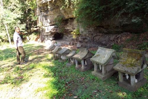 旧用水トンネル