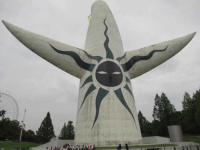190718太陽の塔 (3)
