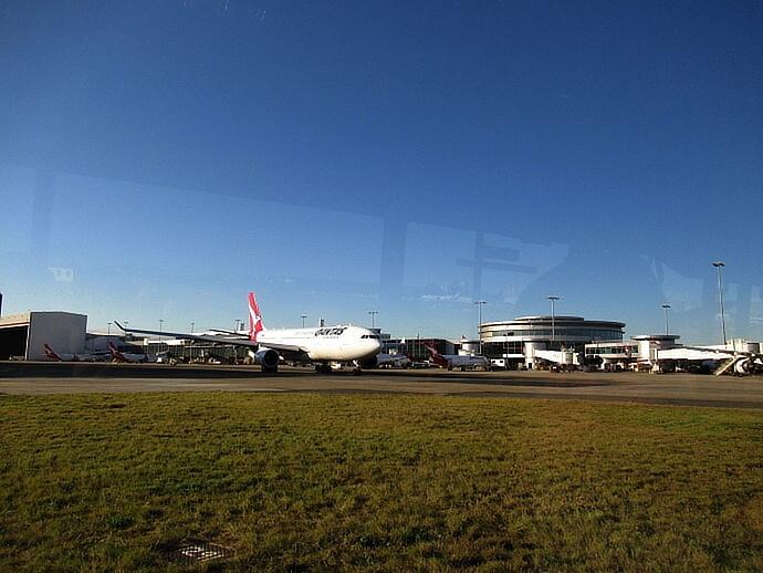 190813シドニー空港