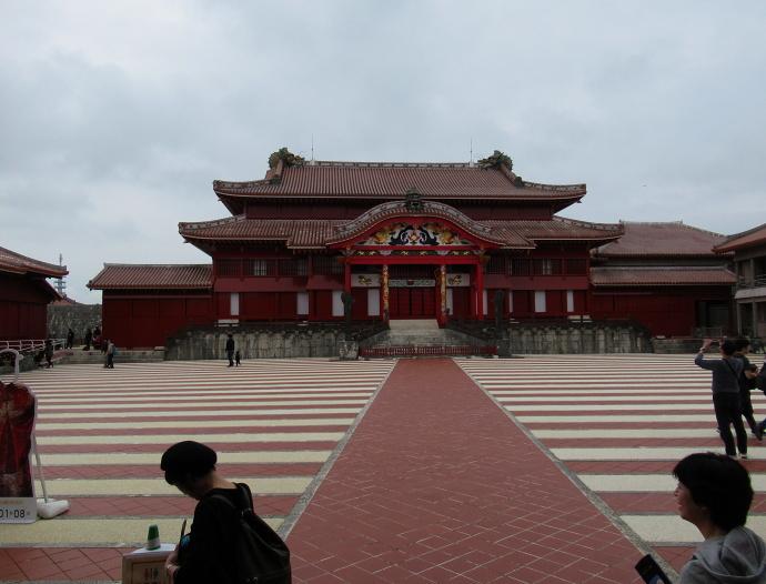 190108首里城 (7)