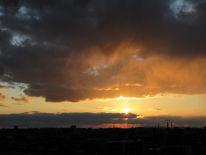 200109夕陽 (1)