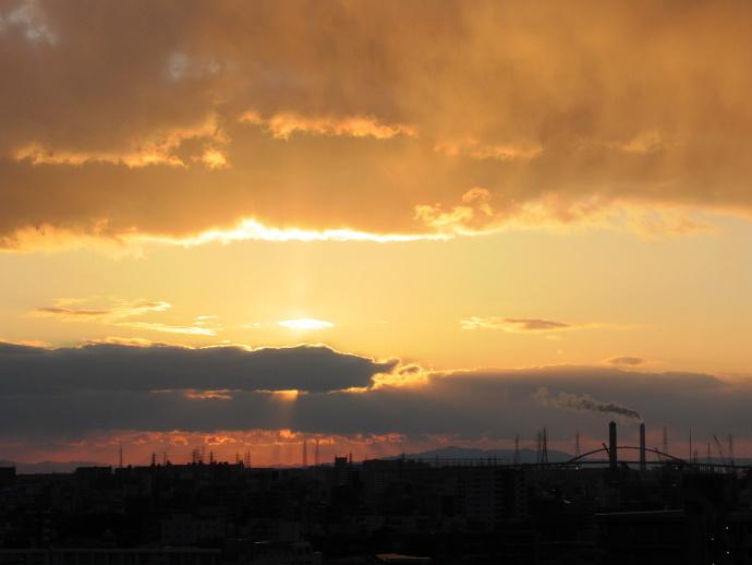 200109夕陽 (2)