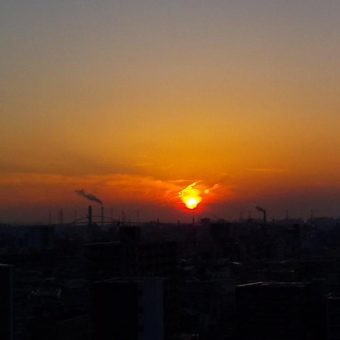 200306夕陽