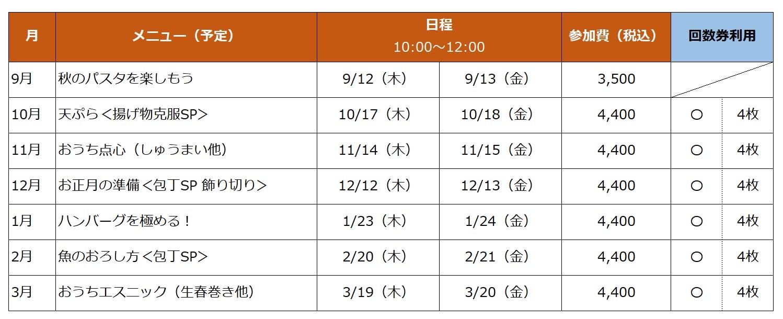 おとな向けカレンダー1909-2003