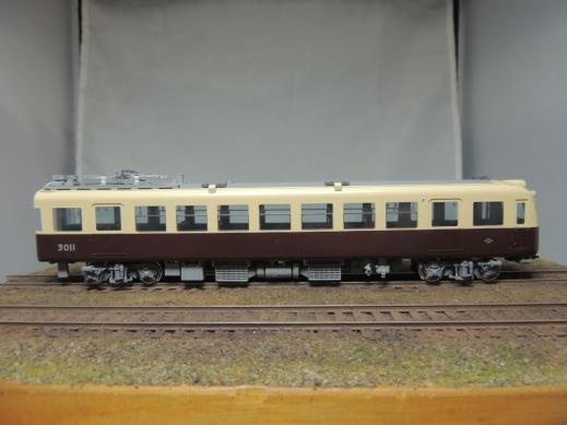 阪神3011 モデルパーツMIKI 特製完成品
