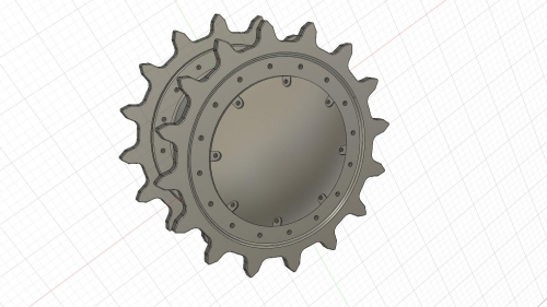 DRIVE GEAR LATE v1