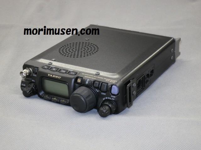 ヤエス FT-818ND HF/50/144/430MHz帯オールモードトランシーバー YAESU FT818ND