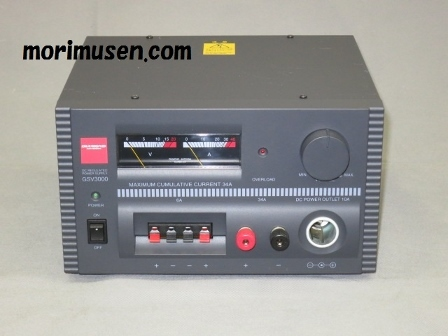 GSV3000  MAX34A 安定化電源 リニアシリーズ型直流安定化電源  第一電波工業 DIAMOND