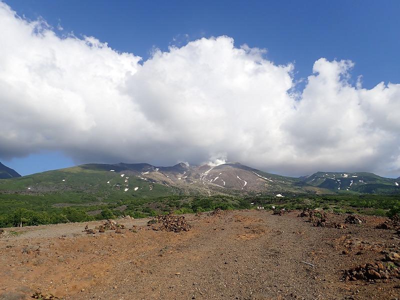 十勝岳PV32